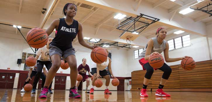 Best Basketball Drills for Middle School