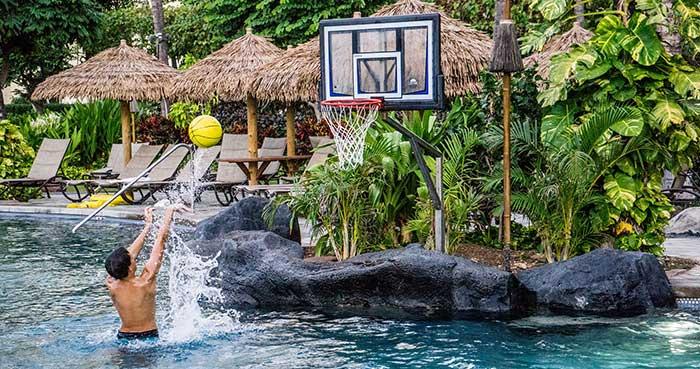 Best Pool Basketball Hoops