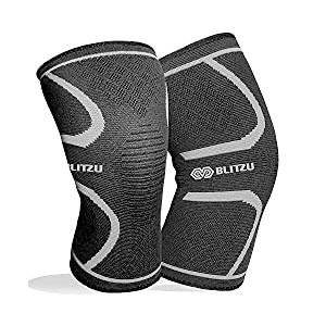 Blitzu Power Compression Knee Brace