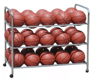 Double Wide Steel Ball Cart Review