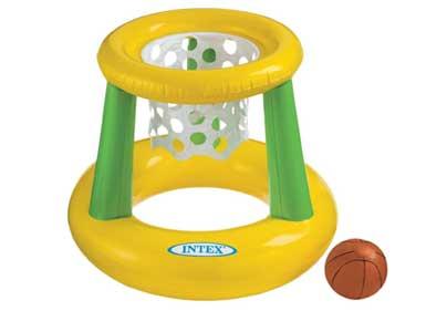 Intex - Floating Hoops 3 Basketball Hoop For Pool