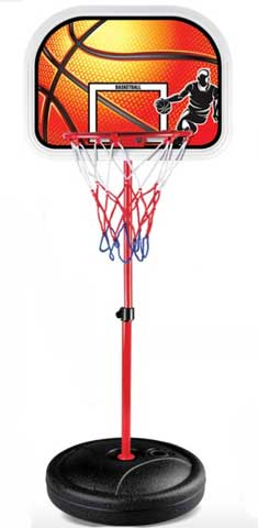 Liberty Imports Kids Portable Mini Basketball Hoop