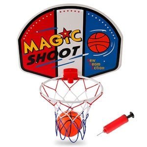 Liberty Imports Magic Shot Mini Basketball Hoop