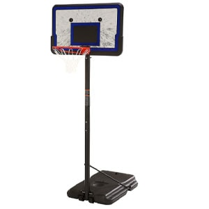 Lifetime 1221 Pro Court Basketball System - Great Fit For Kids