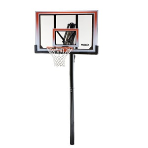 Lifetime 71799 Height Adjustable In-Ground Basketball System