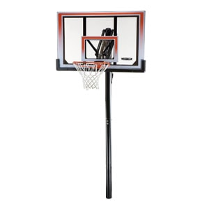 Lifetime 71799 In-Ground Basketball Hoop