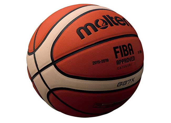 Molten GG7X Indoor Basketball Review