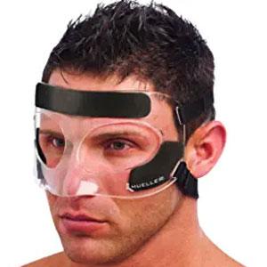 Mueller Sports Medicine Clear Face Guard