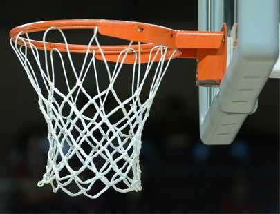 NBA-official-basketball-net