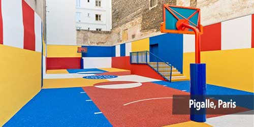 Pigalle Outdoor Court