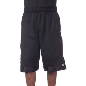 Pro Club Men's Heavyweight Mesh Basketball Shorts