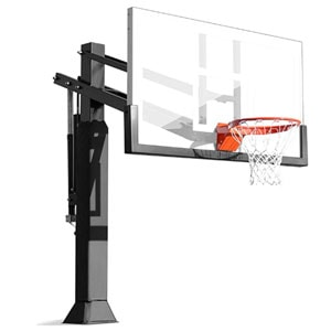 Pro Dunk Gold Driveway In-Ground Basketball Goal Reviews