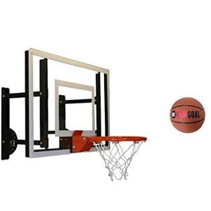 RAM-goal Durable Adjustable Indoor Mini Basketball Hoop