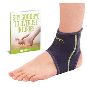 SENTEQ Ankle Brace - Torn Tendons in Foot and Ankle