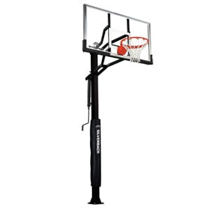 Silverback SB54 and SB60 In Ground Basketball System