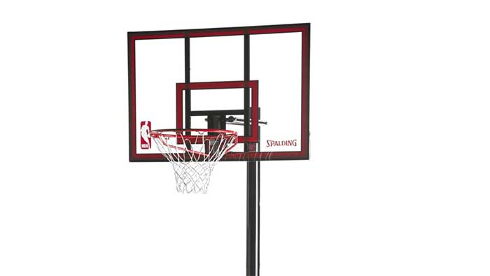 Spalding 88351 NBA In-Ground Basketball System