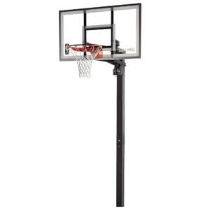 Spalding 88454G In-Ground Basketball Syastem