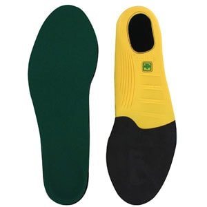 Spenco Polysorb Cross Trainer Athletic Arch Support Shoe Insoles