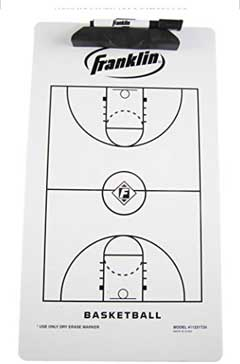 Sports Coach Clipboard - Best Gifts for Coaches