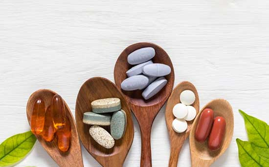 Supplements for basketball players