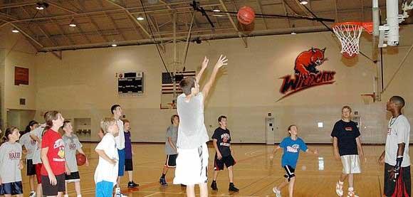 Basketball Shooting Competition