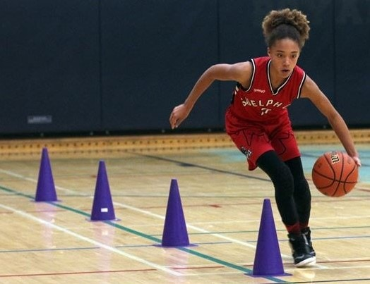 Cone Drills For Basketball