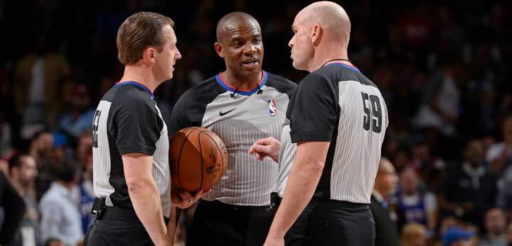 how much do nba referees make