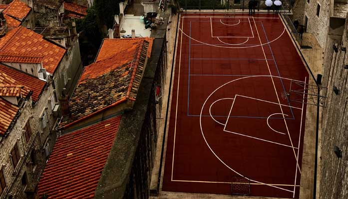 Best Outdoor Basketball Courts In The World