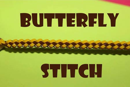 The Butterfly Stitch